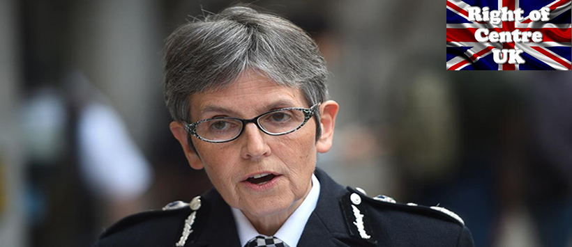 Met Commissioner Cressida Dick says Metropolitan Police not institutionally racist