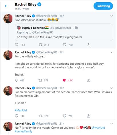 Innocent Tweet Leaves Rachel Riley in Trouble with the Woke-left Racism Police