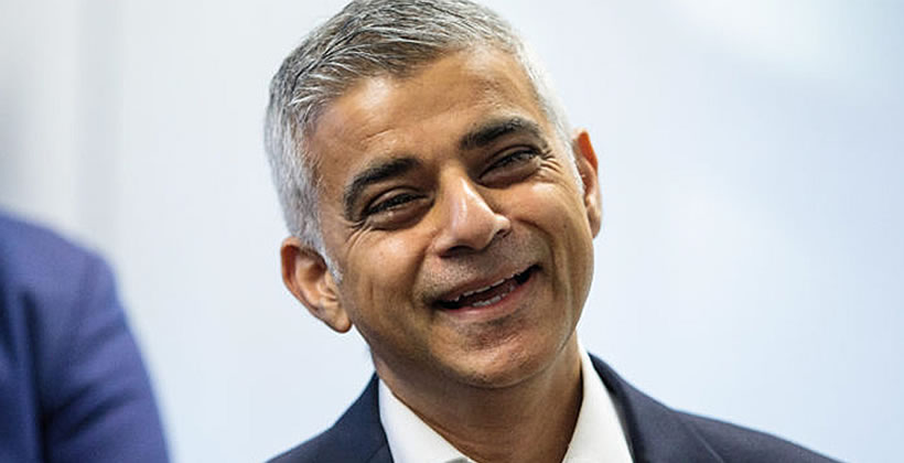 Sadiq Khan claims Labour are now the party of competence