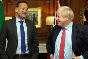 Boris Johnson to introduce legislation that overwrites parts of the Northern Ireland Protocol