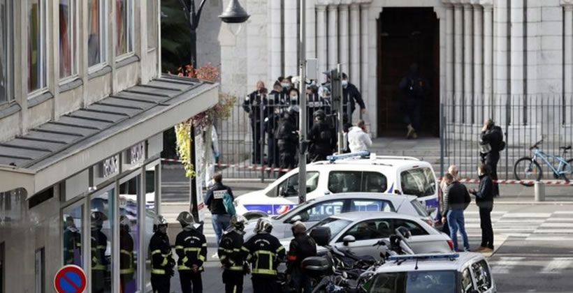 Islamist terrorist who kills three in Nice revealed to be a boat migrant