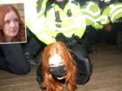 Patsy Stevenson Arrested